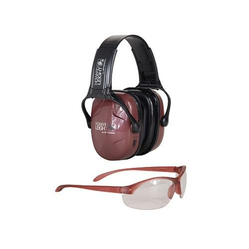 Howard Leight by Honeywell Women's Shooting Sports Safety Combo Kit (R-01727)