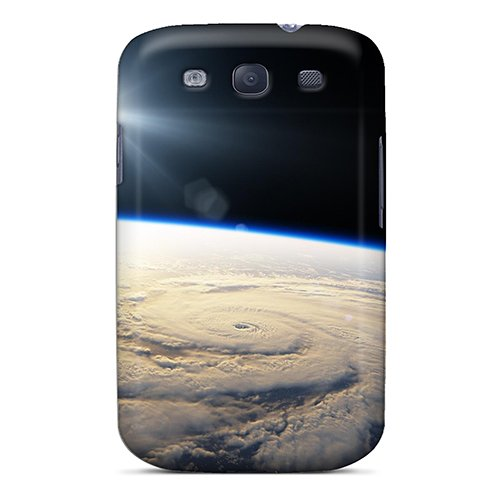 Sanp On Case Cover Protector For Galaxy S3 (Hurricane Number 2) front-781592
