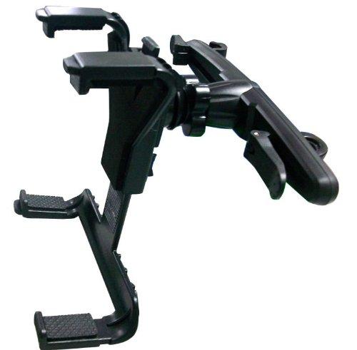 Navitech 黒 車用 ヘッドレストマウント Windows RT Surface Tablet  対応