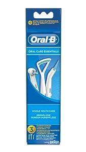 Braun elettrodomestici prezzi oral b oral care essential - Porta testine oral b ...