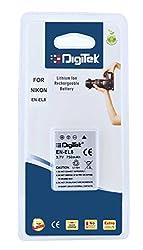 Digitek EN-EL 8 Camera Battery