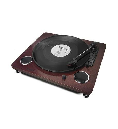 Lowest Prices! ION Forever LP Digital Conversion Turntable with Built-In Speakers