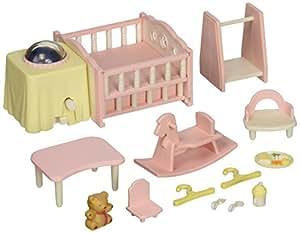 Calico Critters Calico Critters Nightlight Nursery Set