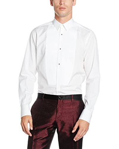Dolce & Gabbana Camisa Hombre Blanco