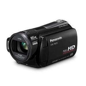 Panasonic HDC-TM20K High-Def Flash Memory Camcorder with 16GB Internal Memory and 8GB Memory Card (Black)
