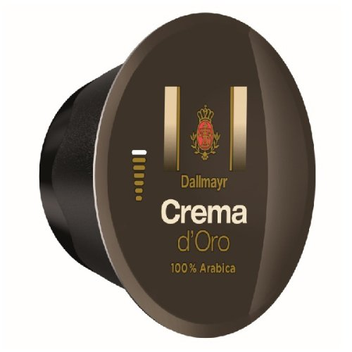 Choose 80 x Nescafé Dolce Gusto Dallmayr Crema d´Oro, 80 Capsules from Nestlé