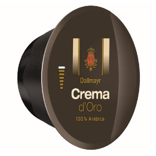 80 X Nescafé Dolce Gusto Dallmayr Crema D´Oro, 80 Capsules