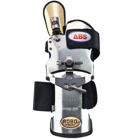ABS(アメリカンボウリングサービス) ロボリスト ゴールドフィンガー ABSG003 ゴールド/ステンレス(右用) レギュラー