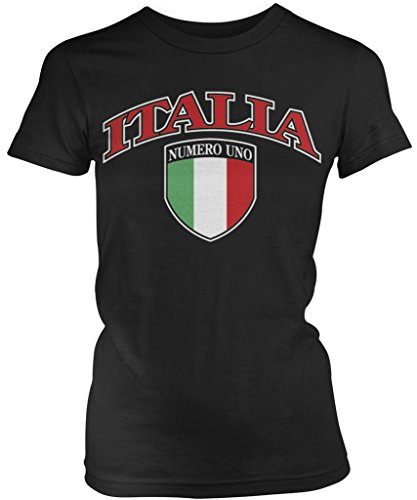 italia-crest-italian-pride-italy-flag-shield-juniors-ladies-t-shirt-amdesco-black-medium