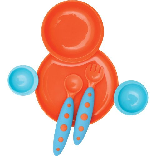 Boon Groovy and Modware Interlocking Plate and