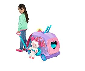 Junior Doc McStuffins Get Better Talking Mobile Clinic Cart Toy NEW!