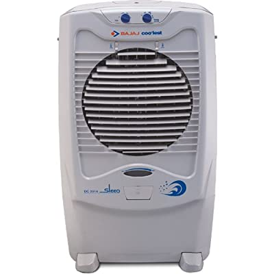 Bajaj Sleeq DC2014 54-Litre Room Cooler (White)