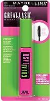 Maybelline Great Lash Mascara Very Black -.43 Fluid Ounce