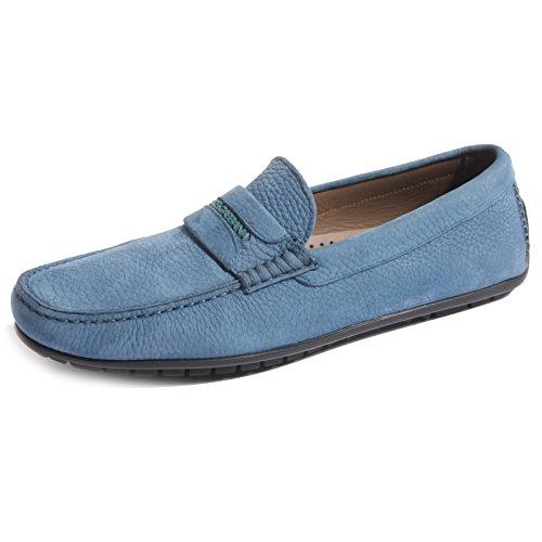 B0466 mocassino uomo scarpa DOLCE&GABBANA D&G loafer shoes men [41.5 (7.5)]