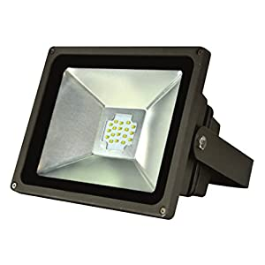 maxlite 72249 45 watt led flood light fixture 120 277 volt. Black Bedroom Furniture Sets. Home Design Ideas