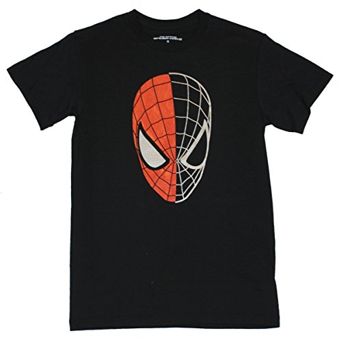 IN MY PARENTS BASEMENT Spider-Man (Marvel Comics) Mens T ...