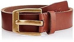 Wac Men's Leather Belt (WRAL0252_Tan) (8907222029319)