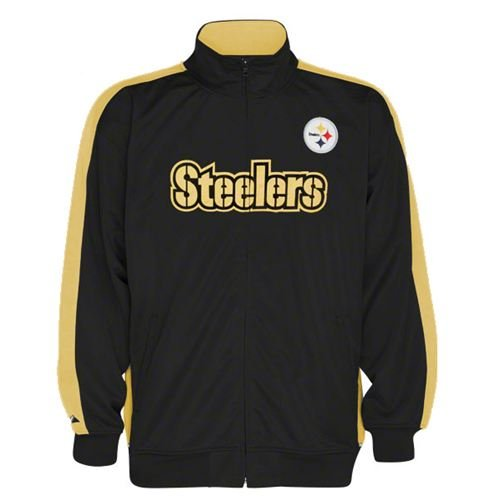 Pittsburgh Steelers NFL 2013 Track Jacket L at Amazon.com