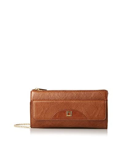 LODIS Women's Huron Reyna Cross-Body, Maple