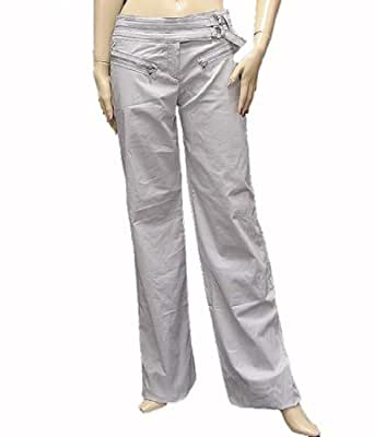 Model Only Casual Trouser In Gray Light Grey  Lyst
