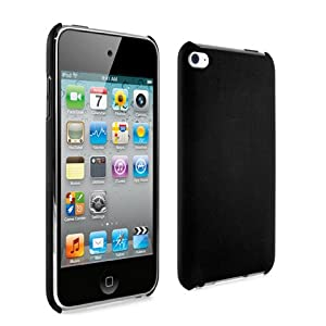 Proporta iPod touch 4G Case Cover - Hard Back Protective Shell in - Black