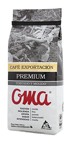 oma-export-line-premium-roast-and-ground-coffee-100-colombian-coffee-cafe-oma-tosdado-y-molido-500g