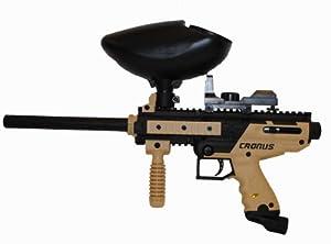 Buy Tippmann Cronus CQB Paintball Gun with Electronic Red Dot Sight and Hopper by Tippmann