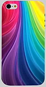 Lovely multicolor printed protective REBEL mobile back cover for iPhone 5 D.No.N-R-4409-IP5