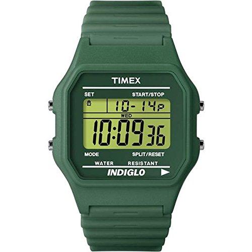 Orologio TIMEX TIMEX 80 CLASSIC Unisex Digitale - T2N215