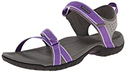 Teva Women\'s Verra Sandal, Deep Lavender, 7.5 M US