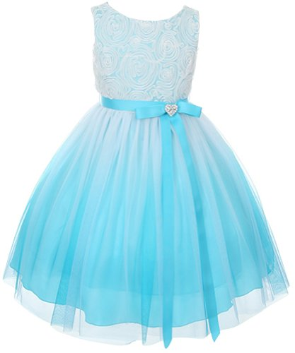 Special Occasion Dresses For Kids front-922567