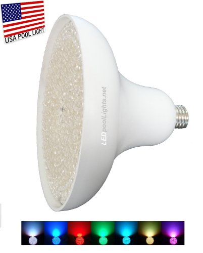 Led Swimming Pool Light Bulb The Brightest Color Changing Led Pool