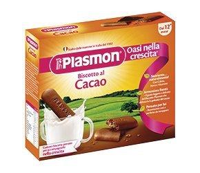 ( 5526 ) PLASMON (HEINZ ITALIA) PLASMON BISCOTTO CACAO 300G