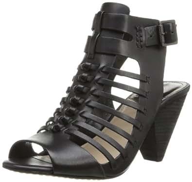 Vince Camuto Women's Estelli Dress Sandal,Black,5.5 M US