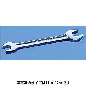 KTC (京都機械工具) スパナ15/16×1インチ S21516X1