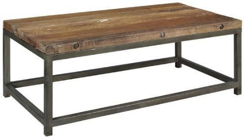 """Holbrook Coffee Table, 18""""Hx48""""W, NATURAL"""