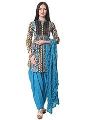 Vastra Vinod Printed Cotton Salwar Suit