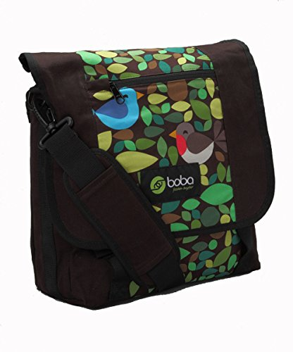 Boba Pack Shoulder Style Diaper Bag Can Attach to New Boba 3g and 4g Carriers Tweet