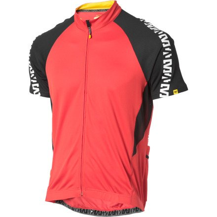 Mavic 2013/14 Men's Sprint Cycling Jersey
