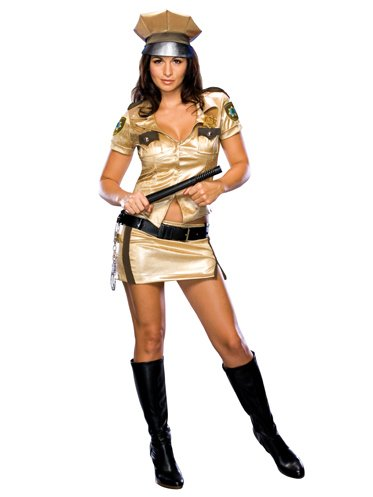 Reno 911 TV Show Theatre Costumes Funny Costume Cop Uniform Police Costume