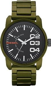 Diesel DZ1469 - Reloj de hombre de cuarzo negro