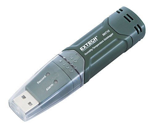 Extech RHT10 Humidity And Temperature USB Datalogger - 1