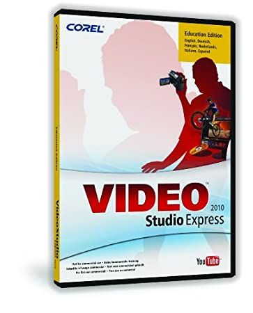 Corel VideoStudio Express 2010 Education Edition