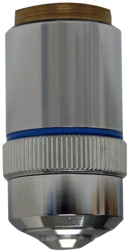 National Optical 740-160 40Xr Din Achromat Objective Lens, N.A. 0.65, For 160 And 210 Microscopes