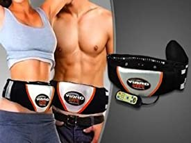 Evertone Thermal Heat Toner Belt Professional Complete Set - Weight Loss System