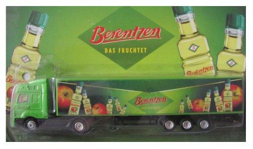 Berentzen Nr.05 - Apfelkorn - MB Axor - Sattelzug