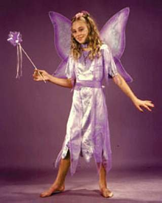 Watercolor Fairy Costume - Child Costume