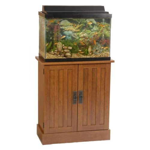 Aquarium stand amazon marineland majesty for 15 gallon fish tank stand