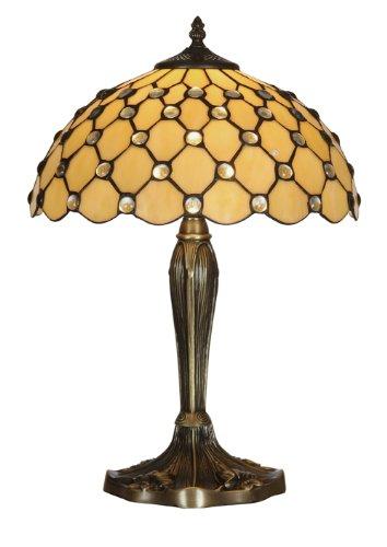 Jewel Tiffany Table lamp