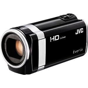 JVC HD Everio GZ-HM65BUS 40x Optical Zoom Full HD 1080P Camcorder - Black